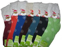 Носки Топ-Тап Новогодние махровые