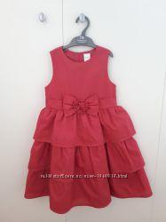 Продам нарядное платье джимбори на 6-7 лет