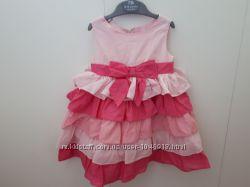 Продам нарядное батистовое платье джимбори на 1, 5-3 года