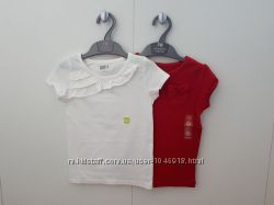 Продам новые футболки gymboree джимбори и crazy 8 крейзи 8 3Т, 3 шт
