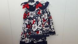 Продам красивые платья для сестричек next mayoral