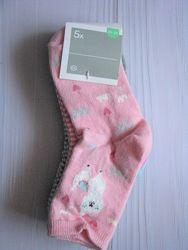 Комплект носков из 5пар c&a