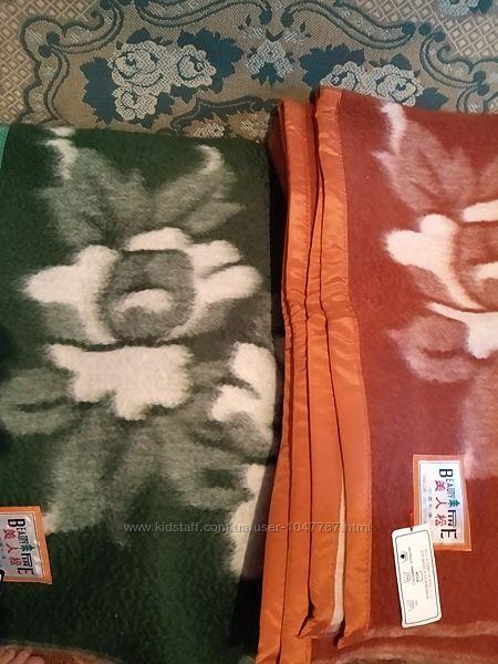 Продам одеяло шерстяное
