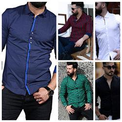 Мужские рубашки Турция Много моделей