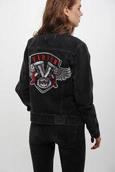 Джинсовая куртка DASTI Vidven black