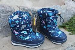 Зимние ботинки, дутики, сноубутсы Том. М