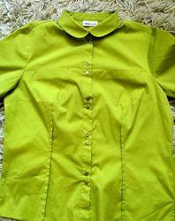 Яркая красивая блуза Frank Walder