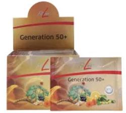 Generation 50 Дженерейшен FitLine Фитлайн РМ International
