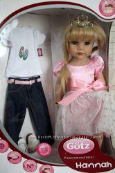 Кукла Готц Gotz HANNAH принцесса 1359072, 48 cm