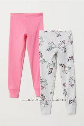 Детские гамаши , штаны от h&m рост от 98 до 152 см на 2-12 лет цена за 1 шт