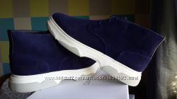 Calvin Klein Оригинал 46 ст. 30 Radburn Кожаные Ботинки Кроссовки