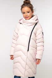 Зимнее пальто для девочки Луана от Nui Very, разные цвета