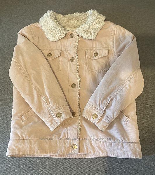 куртка деми H&M 116