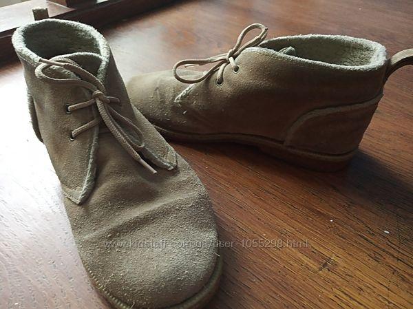 Детские ботинки тимберленд