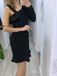 Платье MANGO асиметричное