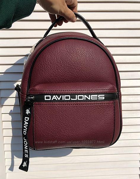 Красивый рюкзак david jones, разные цвета