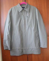 Удлиненная куртка ветровка Hugo Boss размер L оригинал