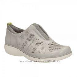 Туфли кроссовки женские Clarks кожа 41 размер