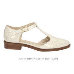Женские туфли Clarks Taylor Palm кожа новые 41 размер