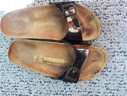 Шлепки ортопед birkenstock р. 37 Оригинал, Германия