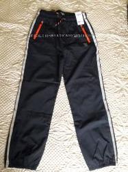 OhsKosh брюки плащевка с хлопковой подкладкой 10 лет