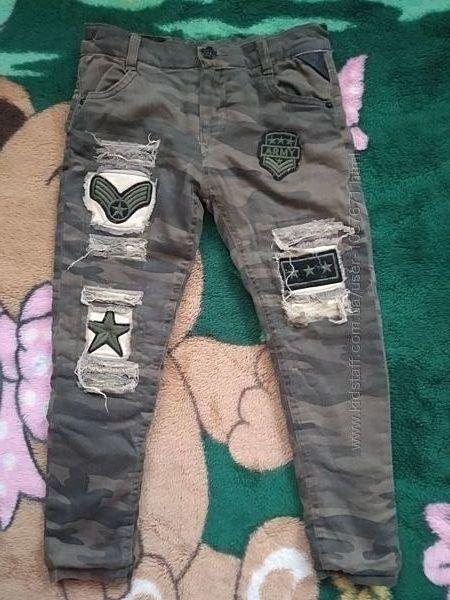 тепленькие крутые штанишки