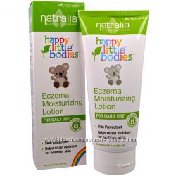 Natralia, Счастливые малыши, Eczema , увлажняющий лосьон, 175 мл