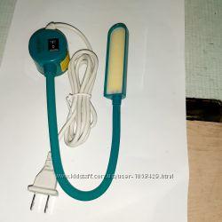светильник на магните для швейных машин