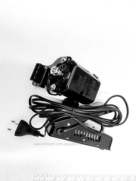Електродвигун на домашню швейну машинку