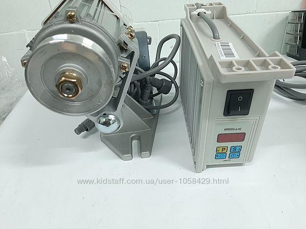 Сервомотор промышленной швейной машины Britex BR -990JM  750 ватт с позицио
