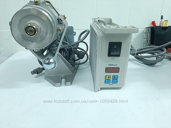 Сервомотор промышленной швейной машины Britex BR -990JM  550 ватт