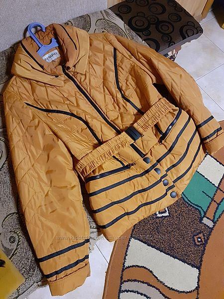 Курточка деми, осенняя