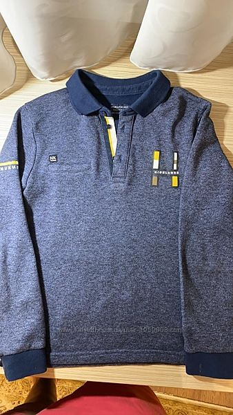 Рубашка Ralf Lauren, поло Mayoral