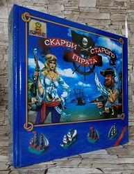 Настольная игра Сокровища морского пирата