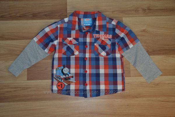 Рубашка Thomas George р. 92-98