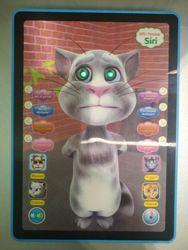 Интерактивный, детский планшет Говорящий Кот