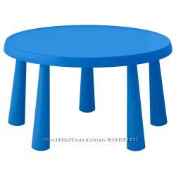 Ikea Икеа МАММУТ стол, стул, табурет. Есть разные цвета, см. фото