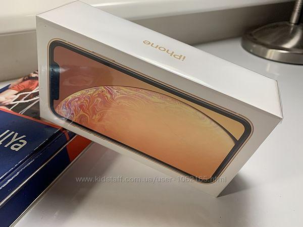 Новий Apple iPhone XR 128GB Yellow Neverlock