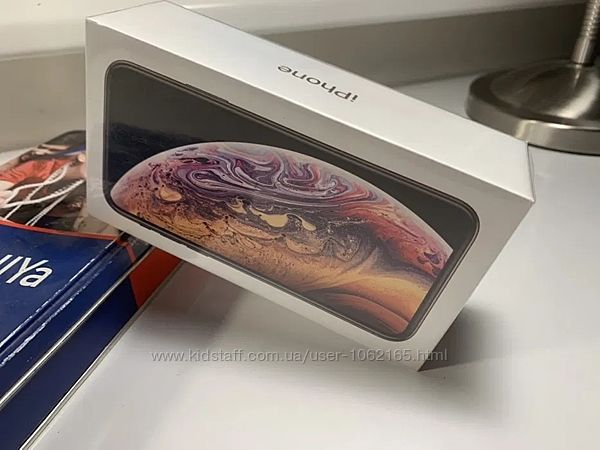 Новый Apple iPhone XS 512GB Gold Neverlock