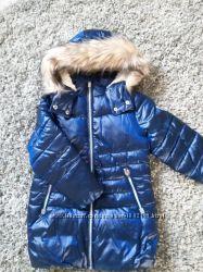 Куртка пальто зима оригінал Некст Next 122 128 134р
