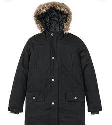 Парка куртка еврозима для хлопчика pepperts 146 152