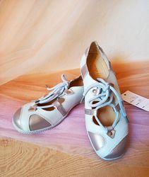 Кроссовки casual натуральная кожа, спортивные туфли Zoya
