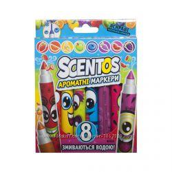 Набор ароматных маркеров для рисования - Плавная Линия Scentos