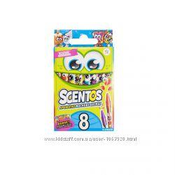 Набор ароматных восковых карандашей-мини - Дружная Компания Scentos