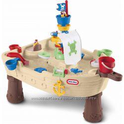Игровой столик - Пиратский Корабль для игры с водой Little Tikes