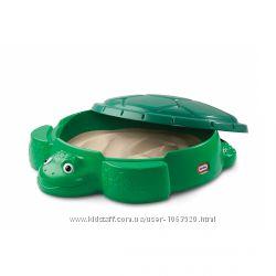 Песочница басейн - Веселая Черепаха Little Tikes 631566E3 173905E3