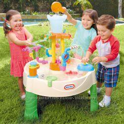 Игровой столик - Фабрика Фонтанов для игры с водой Little Tikes