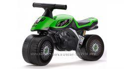 Беговел Mото Kawasaki KX BUD Racing FALK 402KX цвет- зеленый