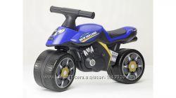 Беговел Moto New Holland Baby FALK 422 цвет- синий
