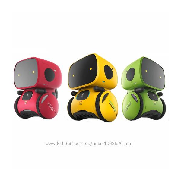 Интерактивный робот с голосовым управлением  AT-ROBOT